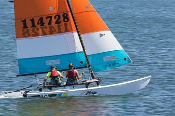 Megrew's Boats: Hobie Cats